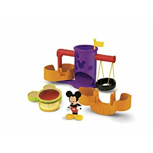 FISHER PRICE MICKEY'S PARK