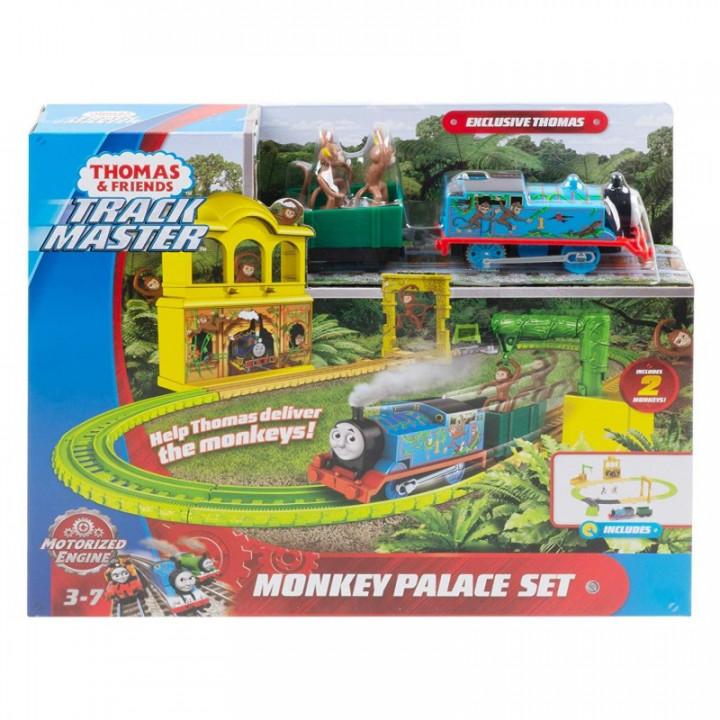 THOMAS & FRIENDS MONKEY PALACE SET