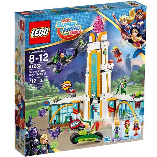 LEGO SUPER HERO GIRLS HIGH SCHOOL 41232
