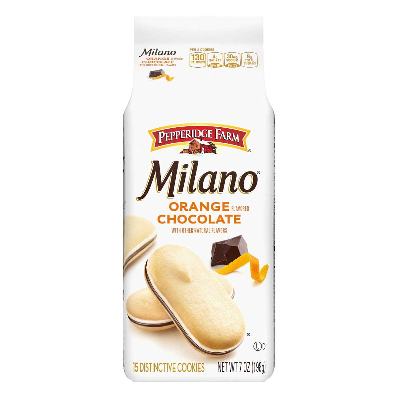 PEPPERIDGE FARM - MILANO ORANGE CHOCOLATE