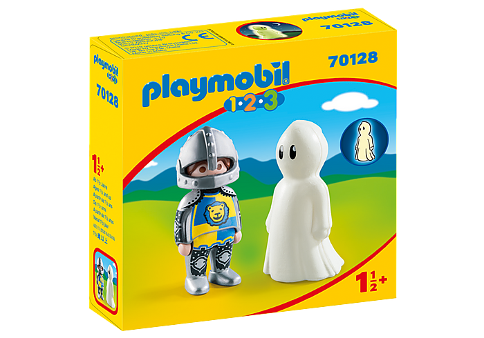 PLAYMOBIL 70128 - KNIGHT WITH GHOST