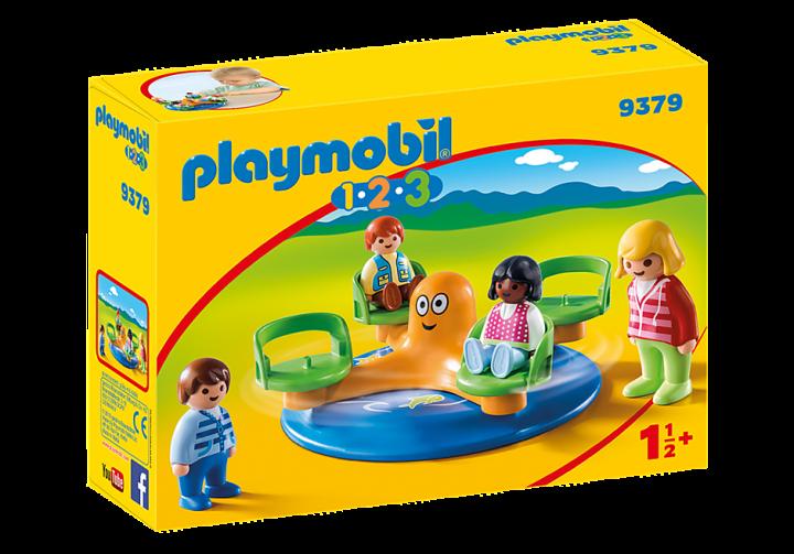 PLAYMOBIL 9379 - CHILDREN'S CAROUSEL