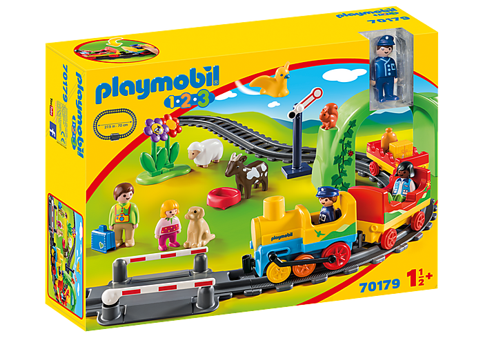PLAYMOBIL 70179 - MY FIRST TRAIN SET