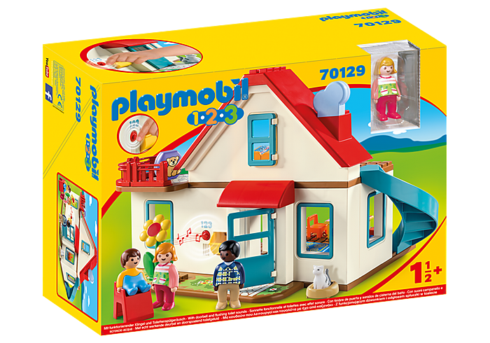 PLAYMOBIL 70129 - FAMILY HOME