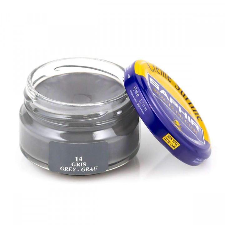 Saphir crème surfine - 14 Gris 50ml jar