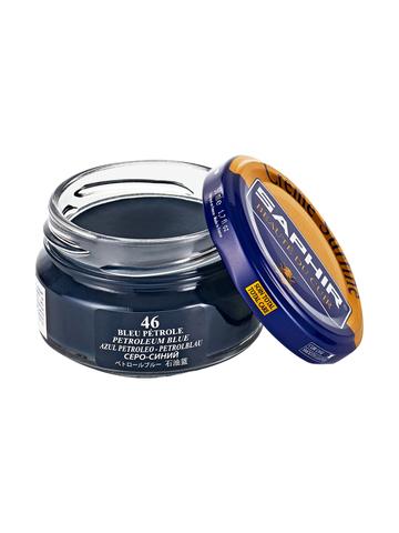 Saphir crème surfine - 46 Blue Petrole 50ml jar
