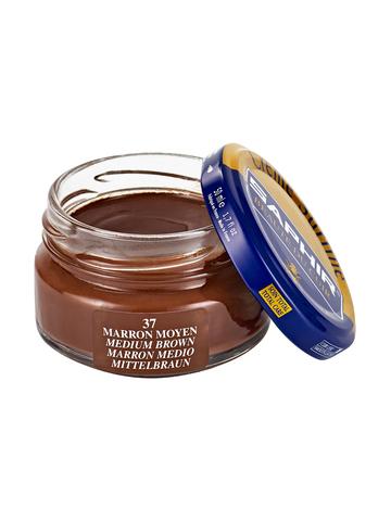 Saphir crème surfine - 37 Marron Moyer 50ml jar
