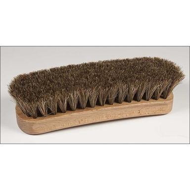 Horse hair brush 13cm - Natural