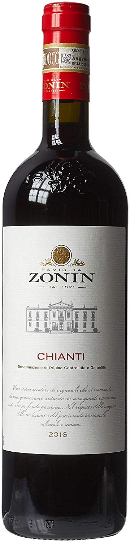 ZONIN CHIANTI 75CL