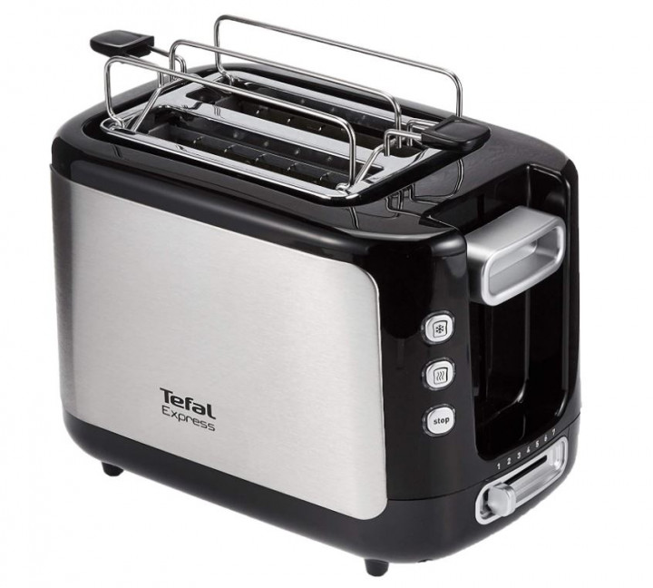 TEFAL EXPRESS BROWNING TOASTING 2 - STAINLESS STEEL