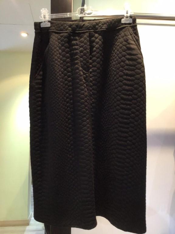 Alembika Long Skirt Black - 2 (Medium)