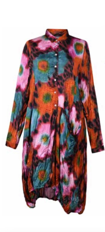 Alembika Shiny Dress Multi - 2 (Medium)