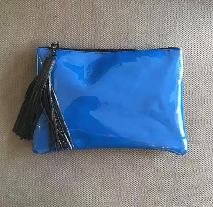 FOXY Handbag Blue Electric
