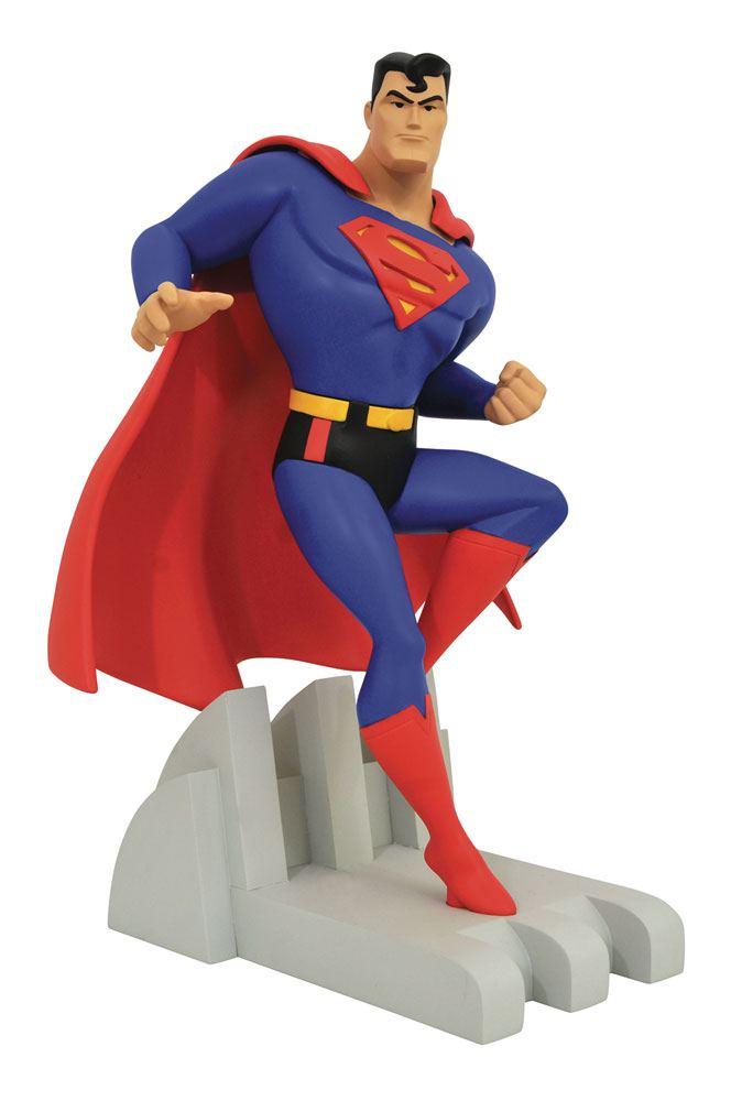 DC Premier Collection Statue Superman (Justice League Animted) 30 cm