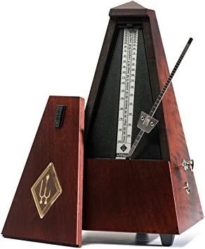 Wittner 814K Plastic-Case Metronome - Walnut