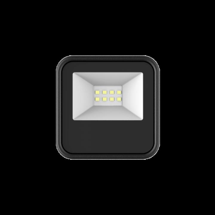 Slim LED FloodLight 10W 6500k - BLACK