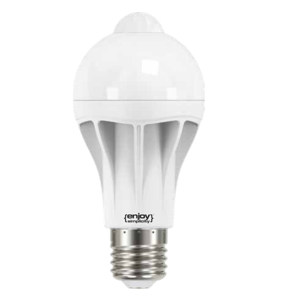 LED ENERGY SAVING LAMP 9W 230V E27 - 4000K