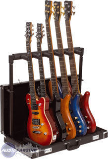 """5"""" MULTIPLE GUITAR STAND CASE"""
