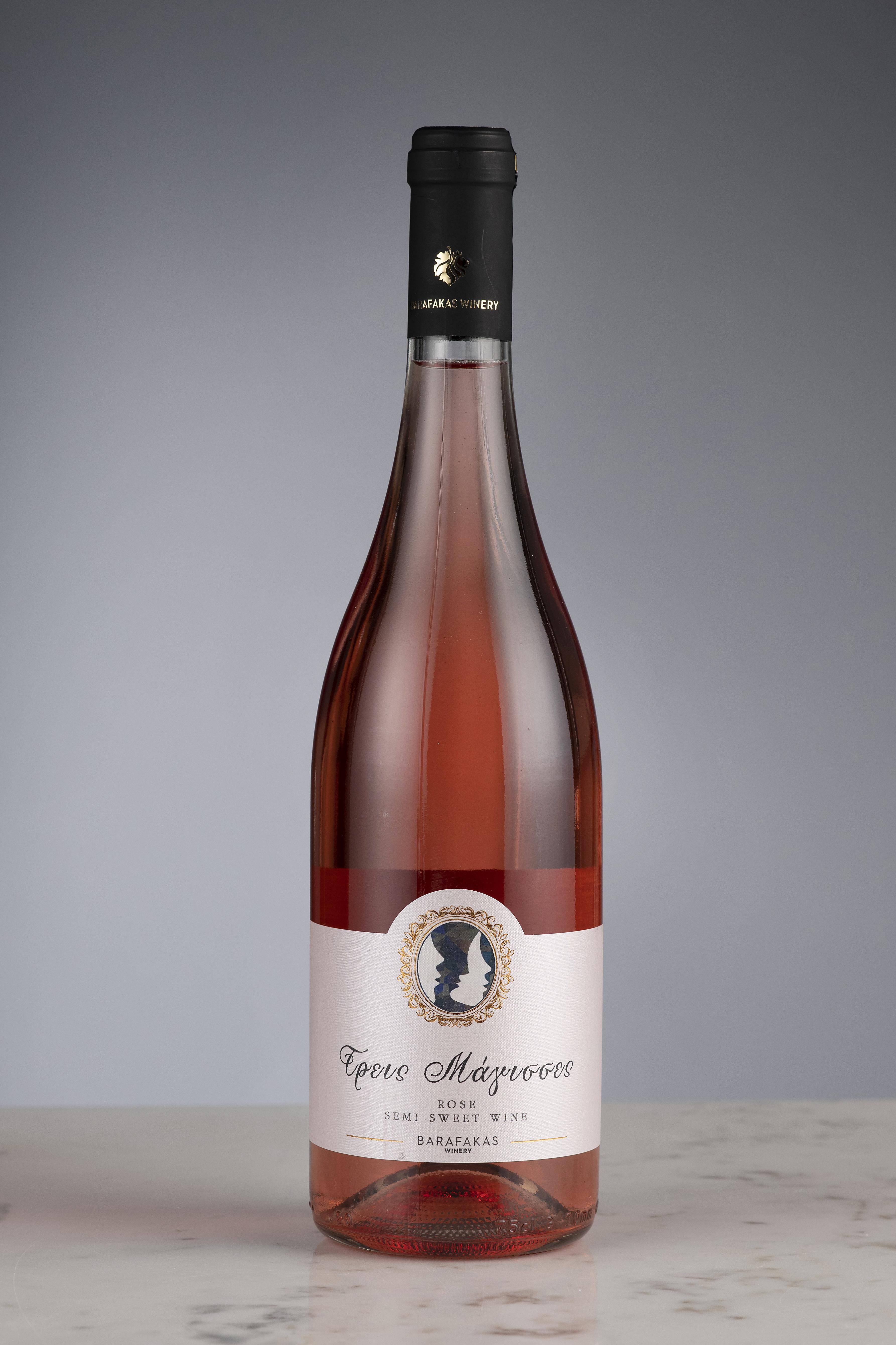 Barafakas Winery 3 Magisses Rose