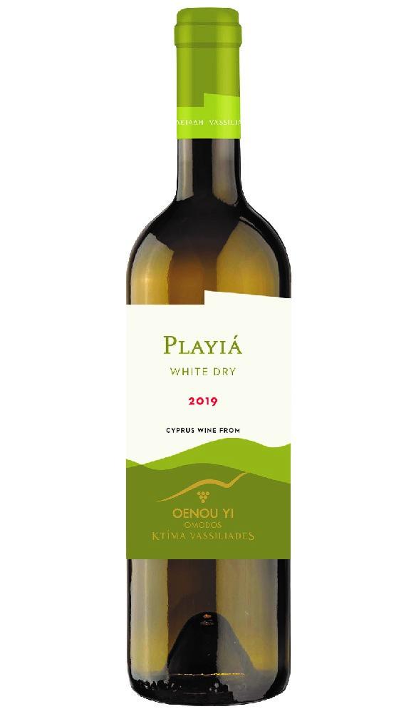 Playia White Dry 2019 - White - 750ml