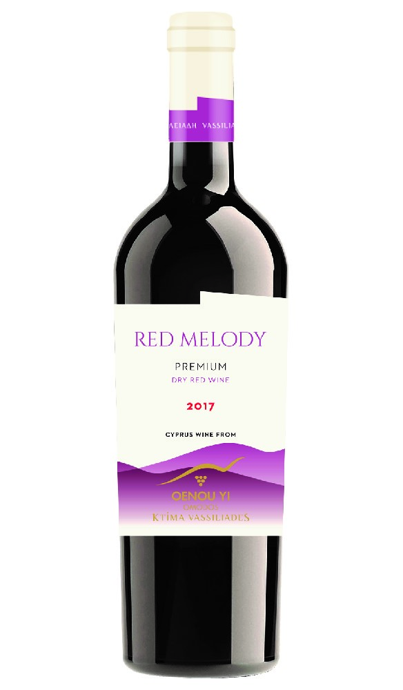 Red Melody 2017 - Red - 750ml