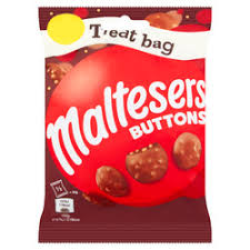 MALTESERS BUTTONS 34G