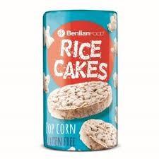 BENLIAN POPCORN RICE CAKES100G
