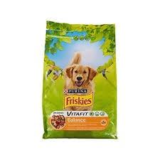 FRISKIES DOG BALANCE CHICKEN 4KG