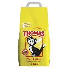THOMAS CAT LITTER 8L