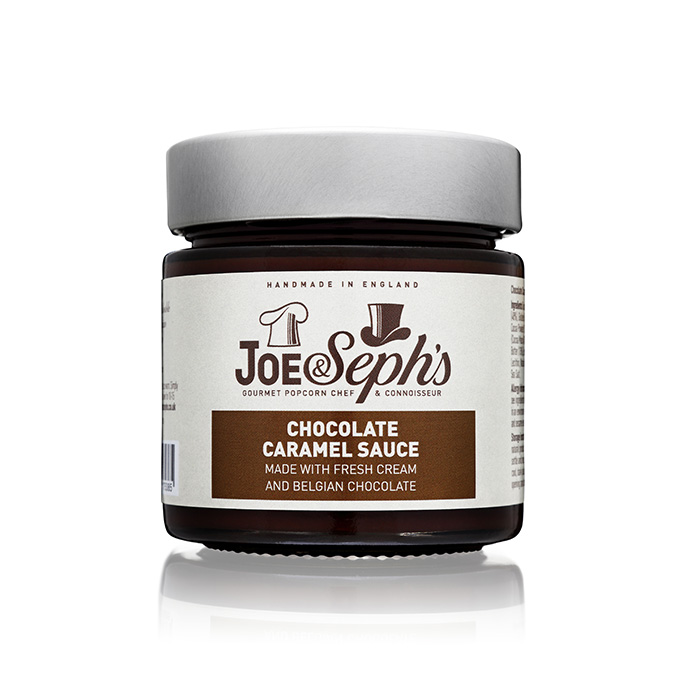 Joe & Seph's - Chocolate Caramel Sauce (230g)