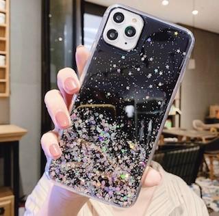 GLITTER BLING CASE iPhone 11 PRO - BLACK