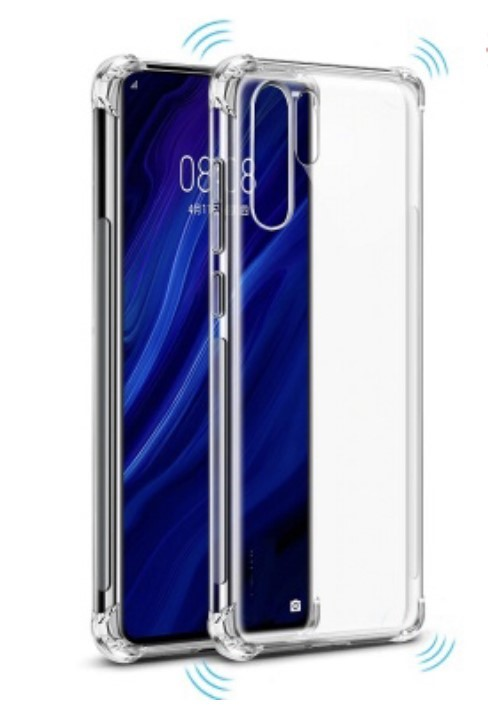 RUBBER Huawei P30 Pro - clear