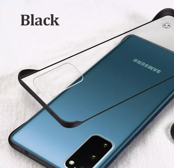 SHOCK CASE SAMSUNG GALAXY S10 - black
