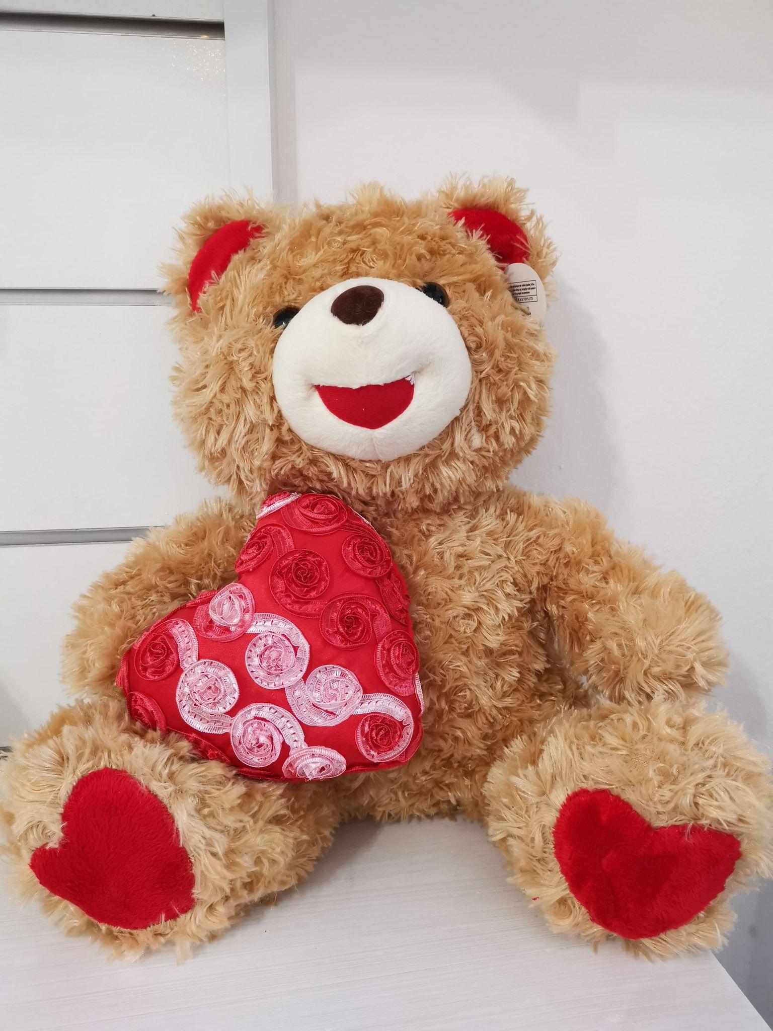 Teddy Bear Love Medium
