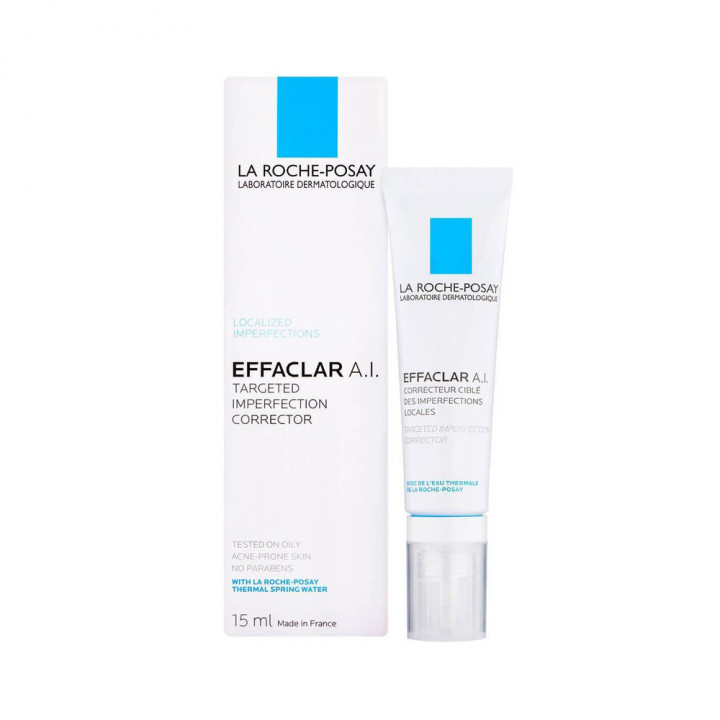 LA ROCHE POSAY EFFACLAR A.I. TARGETED IMPERFECTION CORRECTOR 15ML