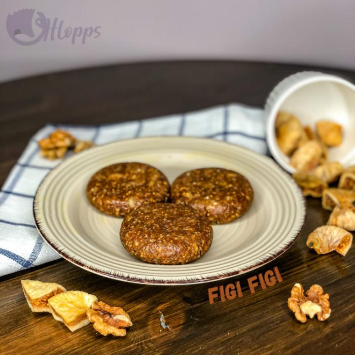 Figi Figi Healthy Bite - light brown 50g
