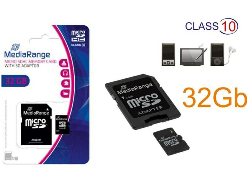 KINGSTON MEMORY CARD SD 32GB