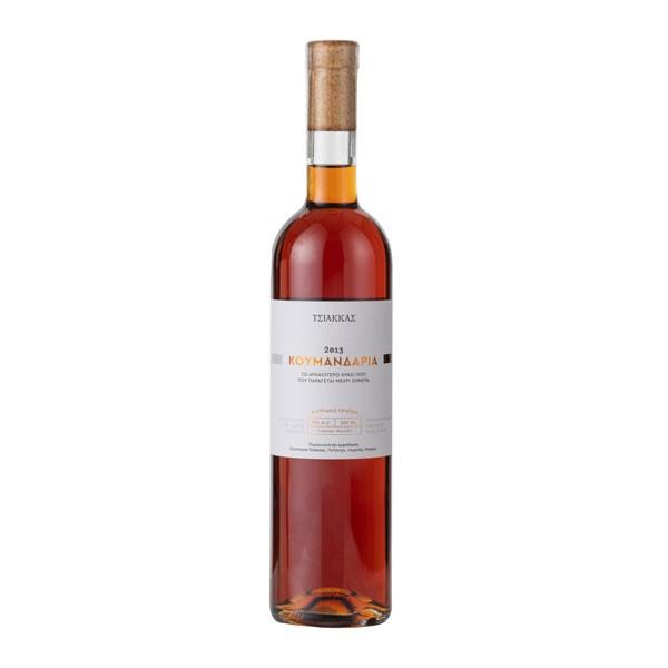 Tsiakkas Winery Commandaria Vintage 2013 (50cl)