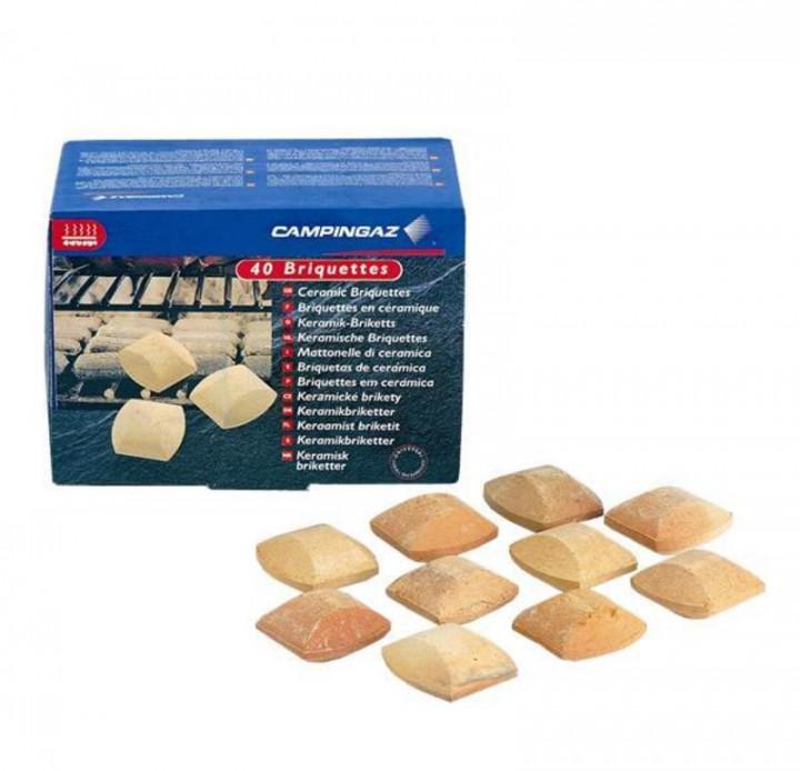 Campingaz Ceramic Briquettes (sufficient for 2000cm2)