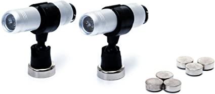 GrillPro Mini LED Lights x2