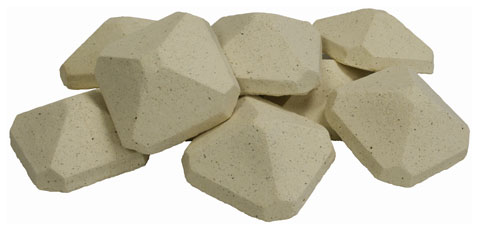GrillPro Pyramid Shaped Briquettes