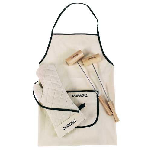 Campingaz Salt & Pepper Despenser Apron & Glove