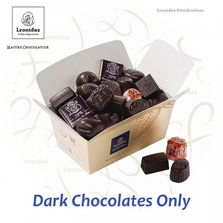 Dark Only Pralines 750gr
