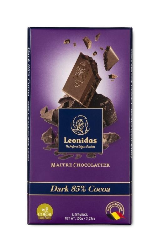 Dark Cocoa 85% Chocolate