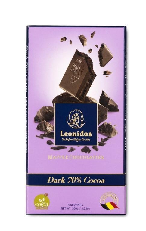 Dark Cocoa 70% Chocolate
