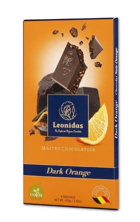 Dark Orange Chocolate