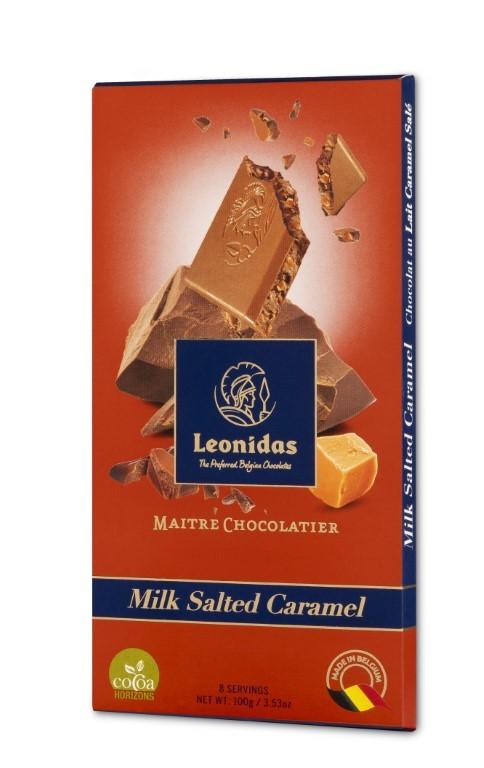 Milk Salted Caramel Chocolate