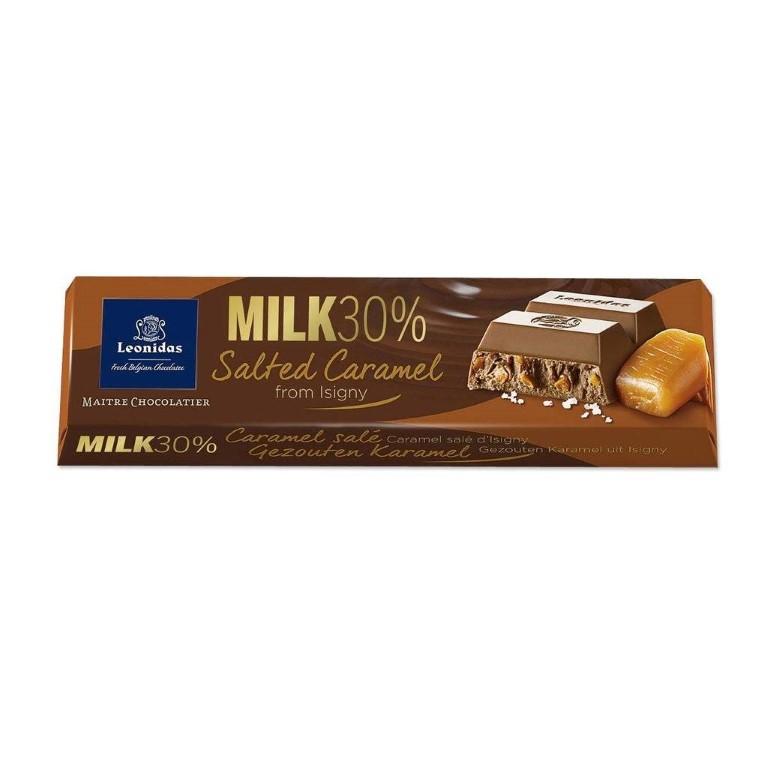 Milk Caramel Chocolate Bars 50gr