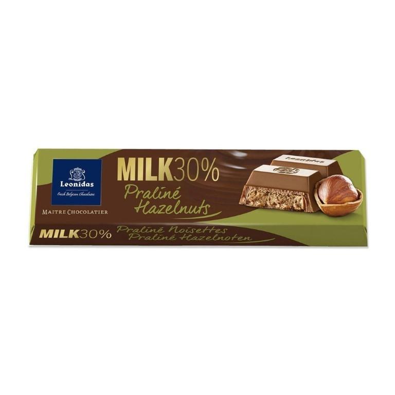 Milk Praline Hazelnuts Chocolate