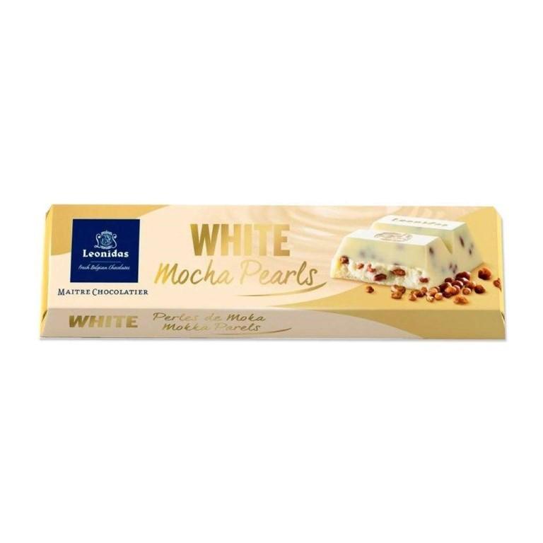 White Mocha Pearls Chocolate